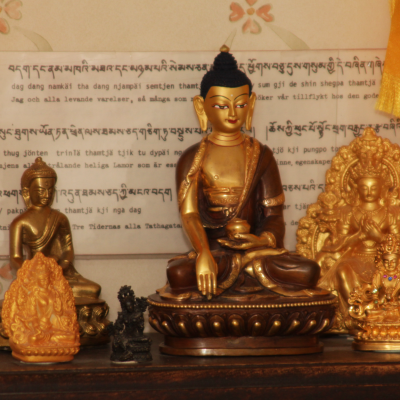 Introduktion i buddhistisk meditation